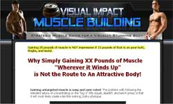 Visual Impact Muscle Building: Strategic Muscle Gains For A Visually Stunning Body