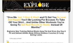 Explode Workout