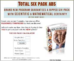 Total Six Pack Abs 2: The Furnace