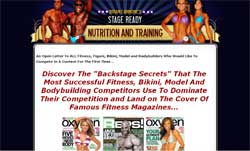 Stage Ready: Nutrition and Training