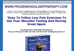 The Ultimate Frozen Shoulder Therapy Guide