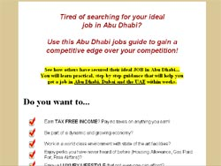 Abu Dhabi Jobs Guide: Practical Steps to Securing Your Bright Future