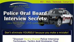 Police Oral Board Interview Secrets