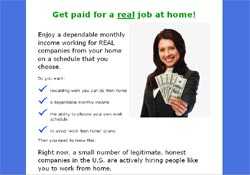An Inside Job: The Exclusive Hiring Guide To Real Companies That Need You To Work From Home NOW!