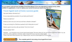 Travel Agent Work at Home Success Guide