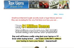 Tax Liens Made Easy