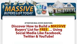 How To Build A Massive Buyers List Using Social Media
