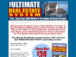 The Ultimate Real Estate System