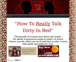 The Ultimate Guide To Talking Dirty