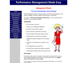 Performance Management Made Easy