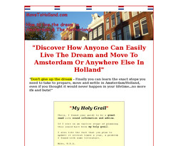 How To Move To Holland (Including Amsterdam)
