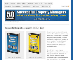 Successful Property Managers (Vol. 1 & 2): Advice and Winning Strategies from Industry Leaders