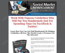 Social Media Management For Celebrities