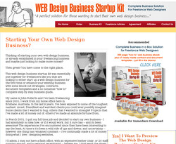 Web Design Business Startup Kit