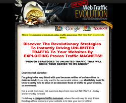 Web Traffic Evolution: Insider Secrets To Unlimited Traffic