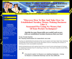 How To Buy An Established Turnkey Business For Immediate Success