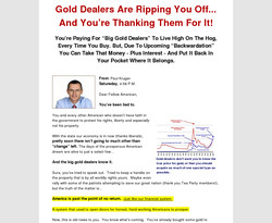 Gold Scams Exposed