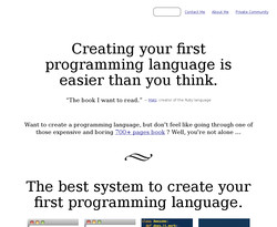 How To Create Your Own Freaking Awesome Programming Language