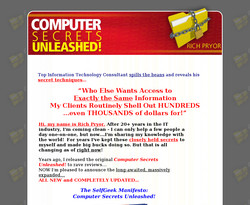 The SelfGeek Manifesto: Computer Secrets Unleashed