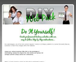 DIY Web Pack