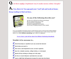 Affiliate Marketing Schoolbook
