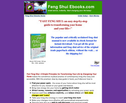 Fast Feng Shui: 9 Simple Principles for Transforming Your Life by Energizing Your Home