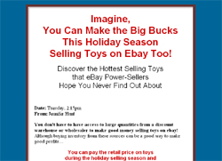 Holiday Selling Guide: Toys for Profit