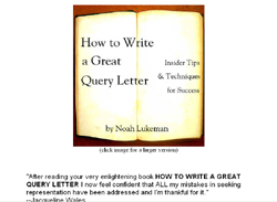 How To Write A Great Query Letter:Insider Tips and Techniques for Success