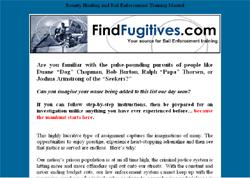 Apprehending Bail Fugitives
