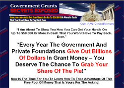 Government Grant Secrets Exposed