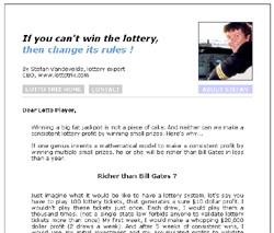 Lottotrix E-Book