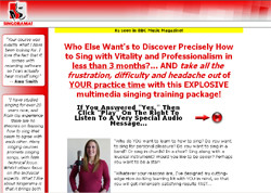 Singorama-Your Essential Guide to Singing Like a Professional