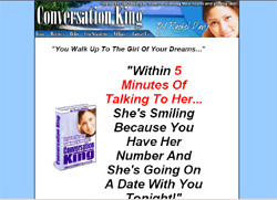 Conversation King : Top Tactics For Talking To Women
