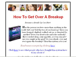 Break Up Repair Book And Community