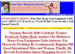 Home Gym Shopping Secrets