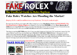 Fake Rolex: An Unofficial Guide