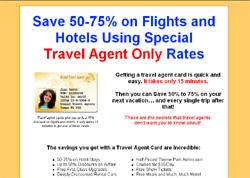Travel Industry Secrets
