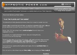 Hypnotic Poker