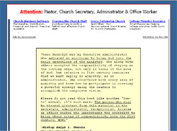 101 Tips, Techniques & Secrets for the Church Secretary or Administrator