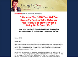 Living By Zen : Timeless Truths For Everyday Life