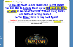 World Of Warcraft Cash Creating Guide