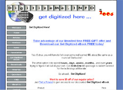 Get Digitized eBook