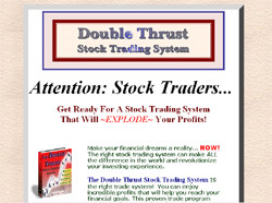 The Double Thrust Stock Trading System
