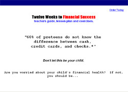 Twelve Weeks to Financial Success