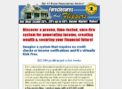 Foreclosures & Flippers