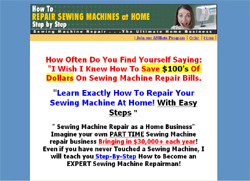 How to Repair your Sewing Machine At Home