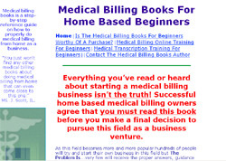 Medical Billing Beginners Book
