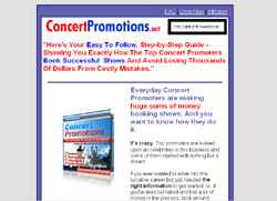 Concert Promotions: A Step By Step Guide