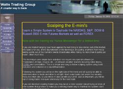 Scalping The E-mini Futures & Forex