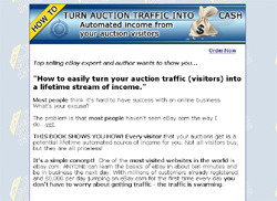 How To Turn Auction Traffic  Into Cash